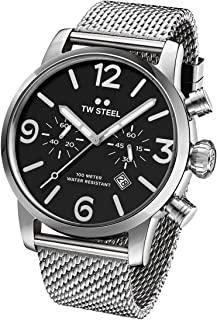TW Steel Casual Watch For Men Analog Stainless Steel - MB13
