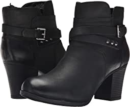 City Casuals Catriona Buckle Bootie