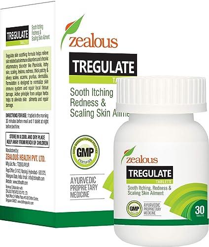 Zealous Health Pvt Ltd Tregulate Herbal Tablet 30 Tablets