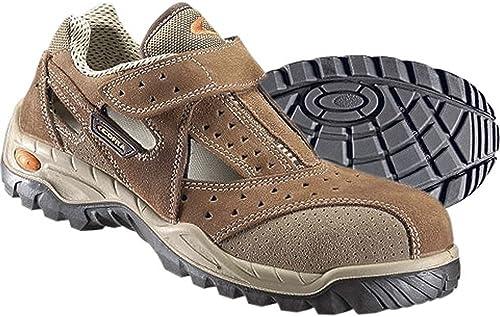 Cofra 75540-004.W40 Chaussures de sécurité New Tango S1 P SRC  Taille 40 Marron