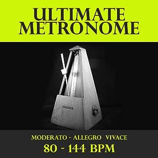 Metronome - 88 BPM - Moderato