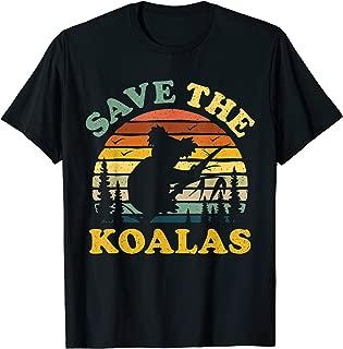 Best save the koala shirts Reviews