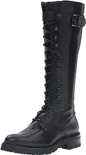 Women's Julie Lace Tall Combat Boot
