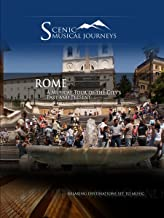Naxos Scenic Musical Journeys - Rome A Musical Tour of the City's Past and Present