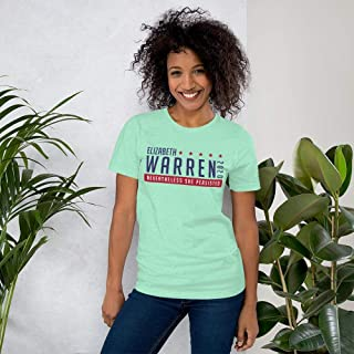 Elizabeth Warren 2020 Short-Sleeve Unisex T-Shirt