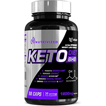 keto 1800 mg diet pills with mct oil