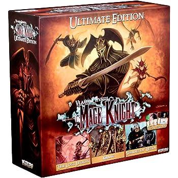 Wizkids WZK73455 Mage Knight - Ultimate Edition, couleurs mélangées - version anglaise