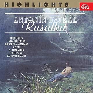 Rusalka, ., Act III: