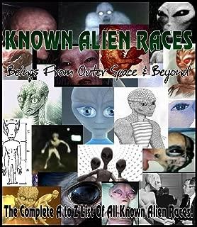 list of alien races