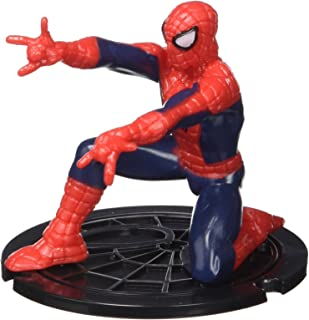 Spiderman Bent Down