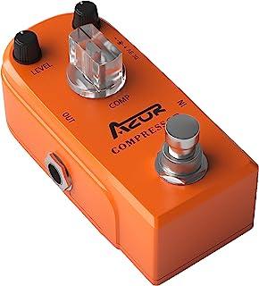 AZOR Compressor Guitar Effect Pedal Ultimate Comp Super...