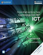 Cambridge IGCSE® ICT Coursebook with CD-ROM (Cambridge International IGCSE)