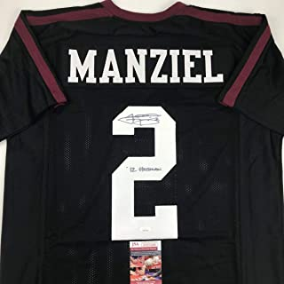 johnny manziel texas a&m jersey black