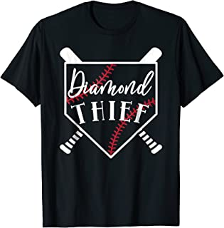 Best diamond thief t shirt Reviews