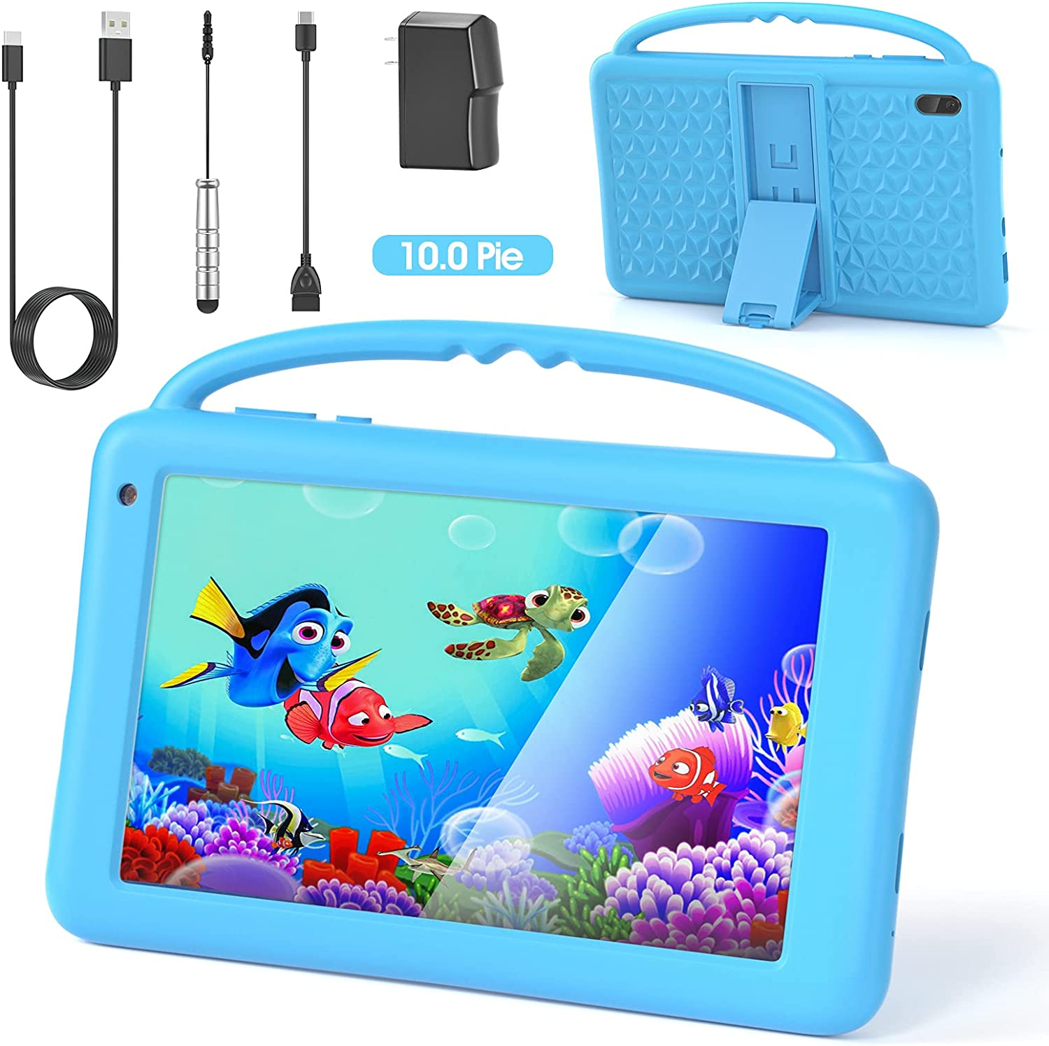 Kids Tablet 7 New sales Inch IPS HD P QuadCore 10.0 Now free shipping Display Android