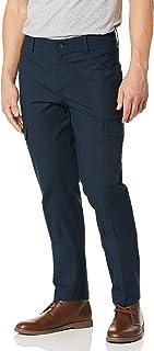 Perry Ellis mens Slim Fit, Stretch Cargo Pant Casual Pants