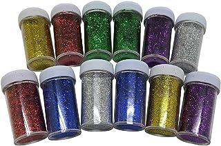 Craftbox Fine Glitter Box - Pack Of 12