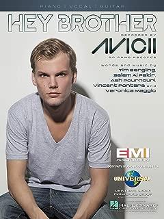 Avicii - Hey Brother - Sheet Music Single