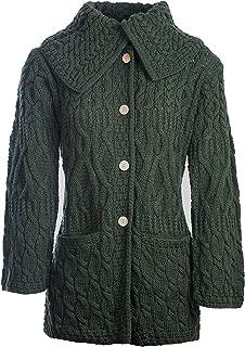 Best green merino wool cardigan Reviews
