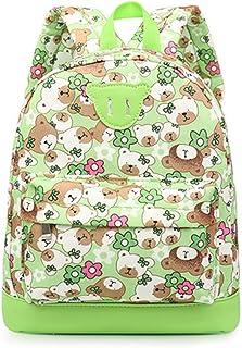 SHUB Cartoon Bear Kid Backpack For Girl School Bag Kindergarten Baby Student Boy Cute Book Mochila