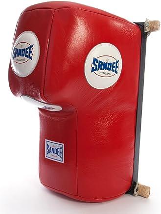 Sandee Pratzen rot rot rot Full Leder Upper Cut Wohnwand Boxsack Kick Boxing Gym Sparring B077VX65RB     | Discount  5c68ac