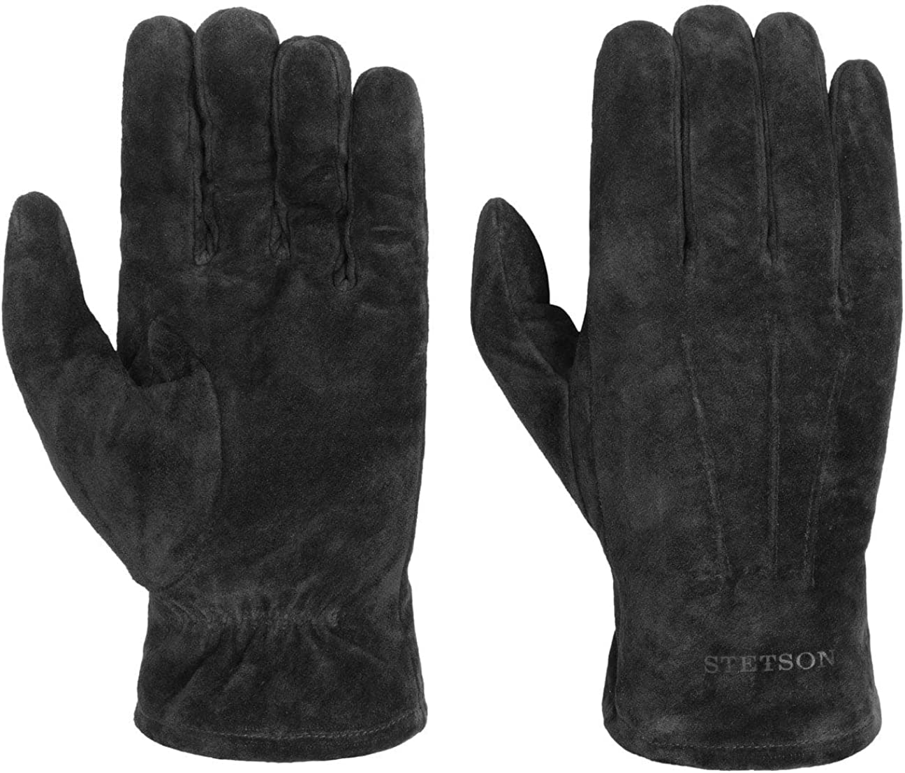 Stetson Basic Pigskin Leather We OFFer at cheap prices Men Max 57% OFF Gloves -