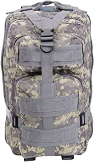 AW 30L 600D Tactical Army Rucksacks Molle Backpack Waterproof Camping Outdoor Hiking Trekking Travaling Bag