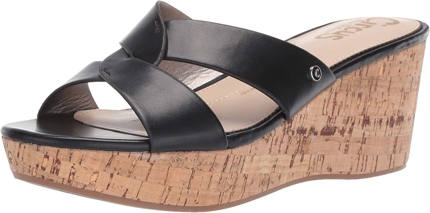 Circus by Sam Edelman Womens Riviera Wedge Sandal