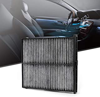 KAFEEK Cabin Air Filter Fits CF11811, KD45-61-J6X, KR11-61-J6X, MP11-1K-D45, Replacement for Mazda 3/6/CX-5, Includes Activated Carbon
