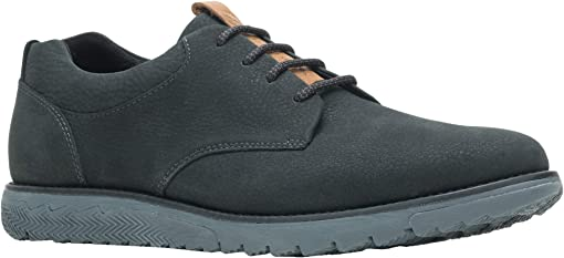 Black Nubuck/Dark Grey OS