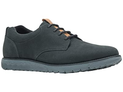 Hush Puppies Expert PT Lace-Up (Black Nubuck/Dark Grey OS) Men
