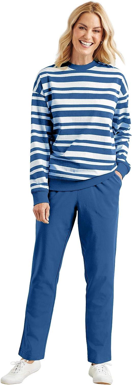 Stripe Knit Set