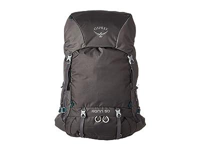 Osprey Renn 50 (Cinder Grey) Backpack Bags