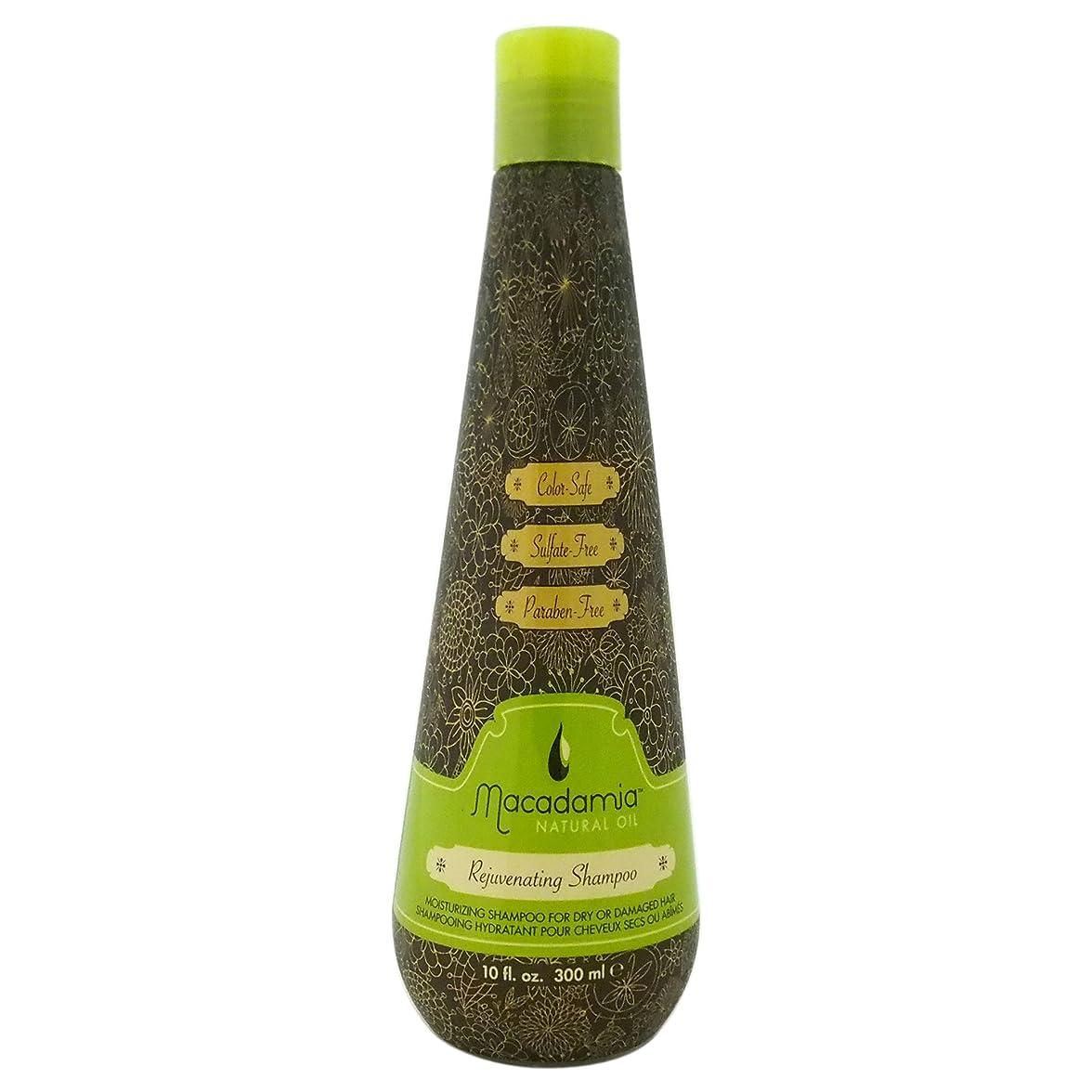 勢い対処バレルマカダミア ナチュラルオイル(Macadamia NATURAL OIL) MNOシャンプー 300ml [並行輸入品]
