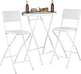 Amazon.fr : chaise haute pour bar : Jardin