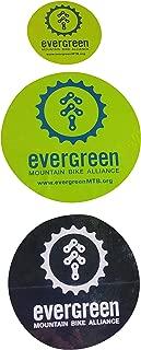 Evergreen Mountain Bike Alliance Stickers (3-Pack)