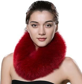 Best faux fur fox scarf Reviews