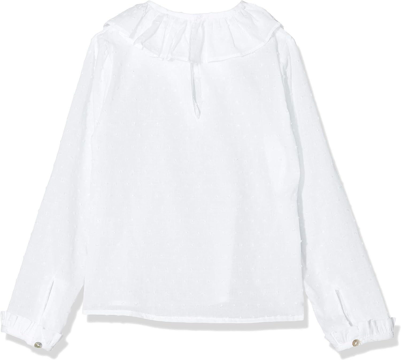 Rigans Camisa Niña Plumetti Alessandra Blusa para Niñas