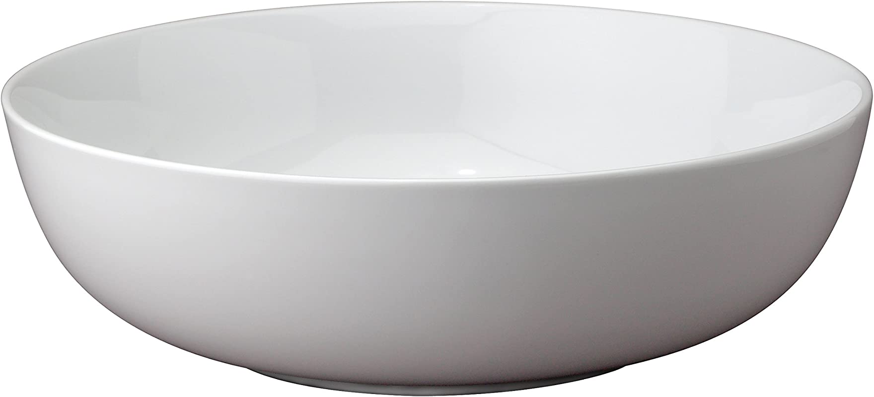 HIC Harold Import Co NT341 HIC Porcelain Pasta Bowl 13 X 13 X 6 Inches