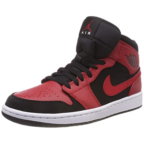 681c455638 Nike Men's Air Jordan 1 Mid Basketball Shoes