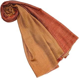 Lorenzo Cana Luxus Damen Schal Wendeschal Schaltuch 100% Kaschmir Kaschmirschal Kaschmirtuch Damenschal Gewebt Zweifarbig