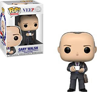 Funko Pop Television: Veep - Gary Walsh Collectible Figure, Multicolor