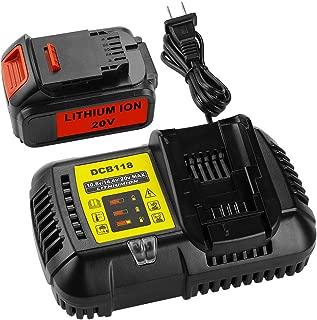 Best dewalt 20v battery and charger kit Reviews
