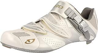 2011 Womens Espada Road Bike Shoes - ESPADA (White/Silver - 38)
