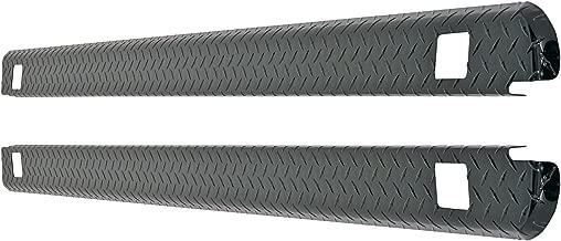 Dee Zee DZ11982B Black-Tread Bed Caps