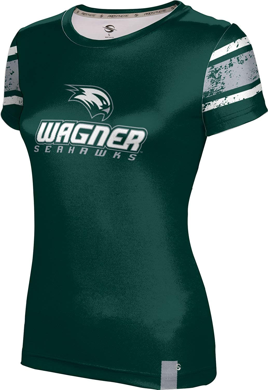 ProSphere Wagner College Girls' Performance T-Shirt (End Zone)