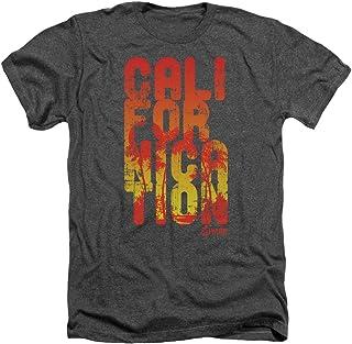 Californication/Cali Type - S/S Adult 18/1 - Charc