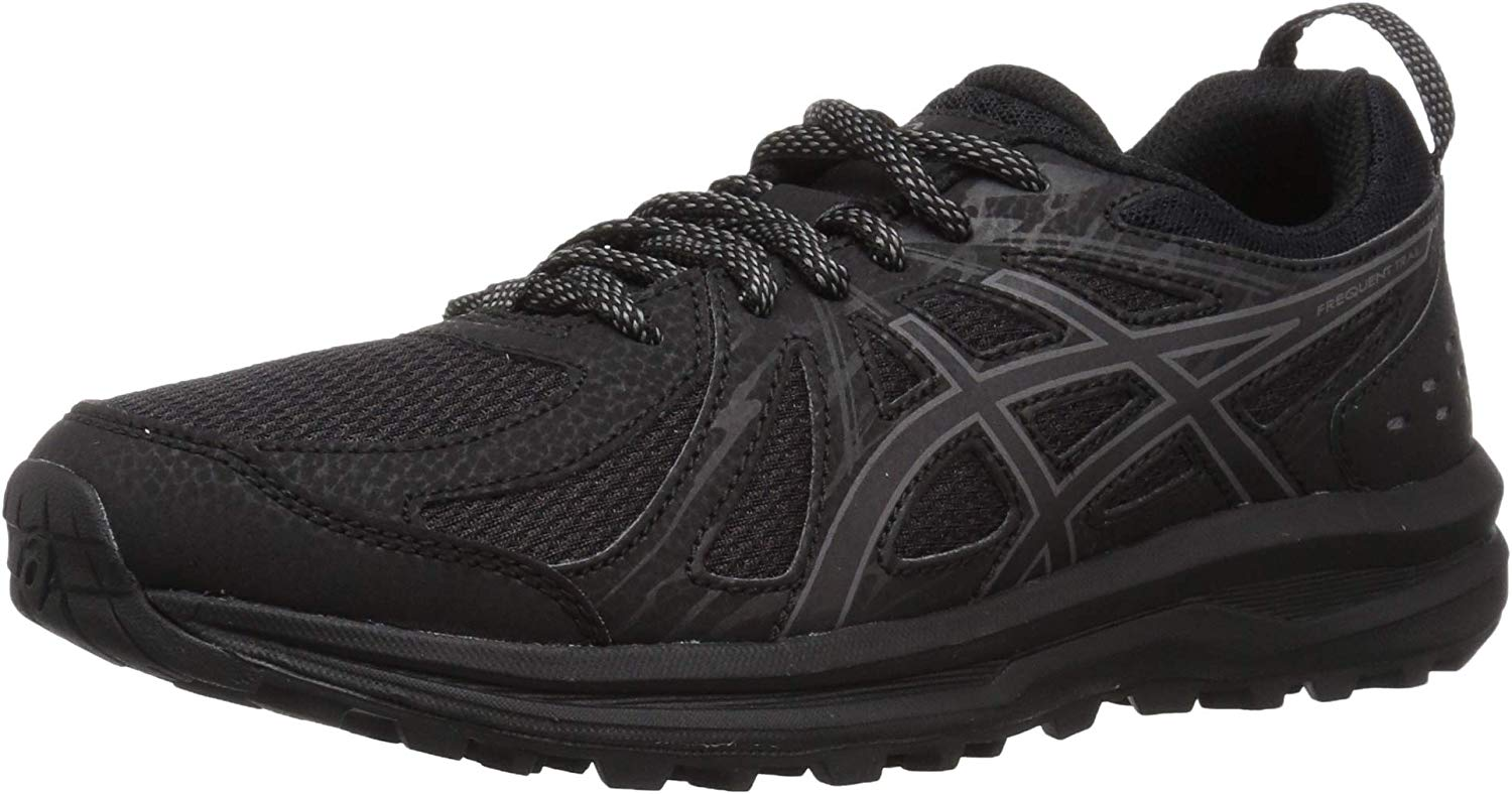ASICS Wouomo Frequent Trail Ankle-High correrening sautope