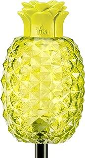 TIKI Brand Green Glass Pineapple Torch, 65