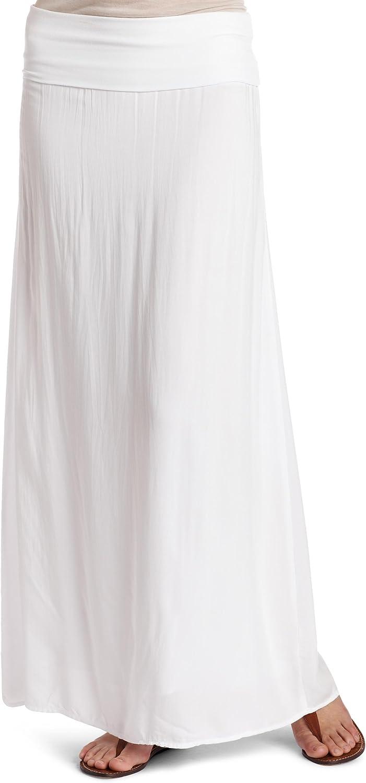 Splendid Women's Voile Maxi Skirt